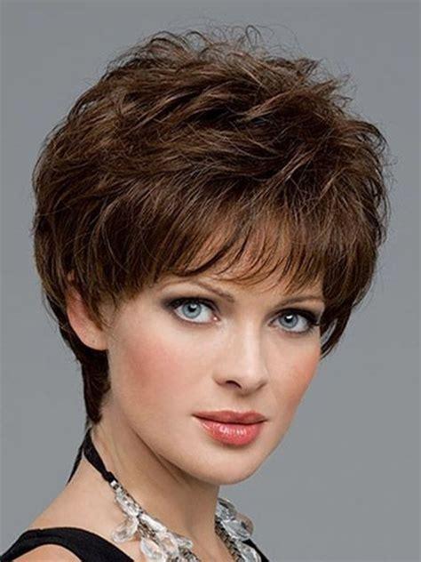 cortes de cabello corto dama cortes de cabello corto en capas para mujeres 2017