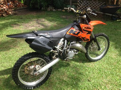 2009 Ktm 125 Sx For Sale 2002 Ktm 125 Sx Bike Sales Nsw Mid Coast 2454660