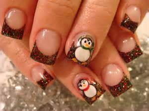 Cute christmas nails 2010 nails acrylic