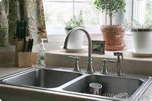 kitchen sink quot bay window quot mobile home