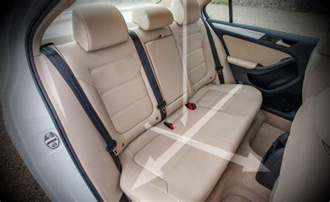 Convertible With Most Rear Legroom by Top 10 Compact Cars With The Largest Back Seats