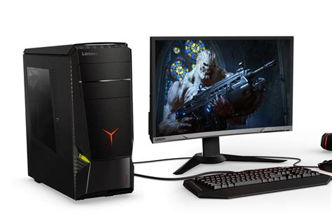 lenovo  launched   vr ready gaming towers