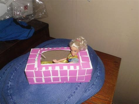barbie bathtub making a barbie bath tub thriftyfun