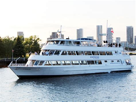 the boat toronto empress of canada 489 guests toronto dinner cruises