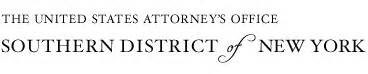 Southern District Of New York Search Meet The U S Attorney Usao Sdny Department Of Justice