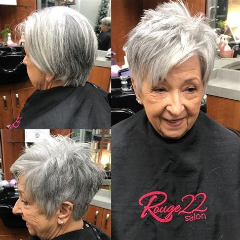 womens neck line hair styles over 70 the best hairstyles and haircuts for women over 70 neue