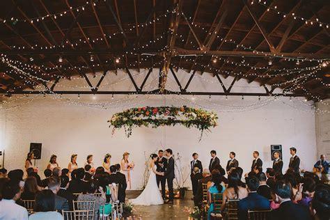 Romantic Georgia Warehouse Wedding: Ashley   David   Green
