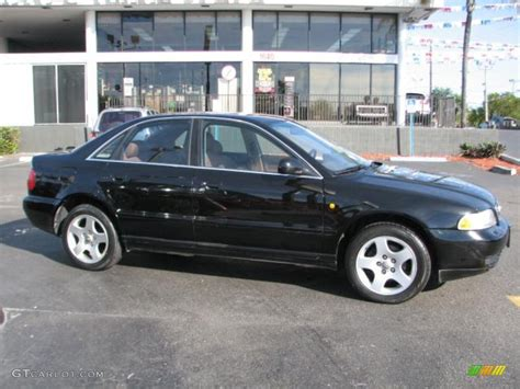Audi A4 2 8 Quattro by Brilliant Black 1998 Audi A4 2 8 Quattro Sedan Exterior