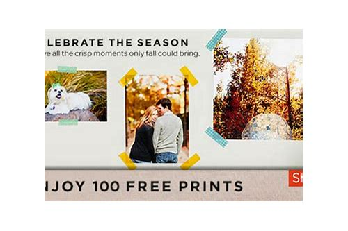 shutterfly 100 free prints coupon code
