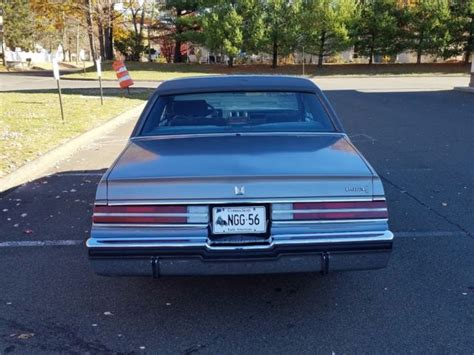 1987 buick regal limited for sale 1987 buick regal limited v8 coupe for sale buick regal