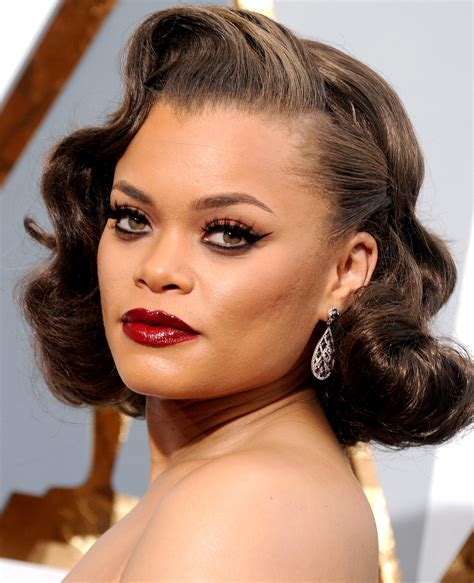 old hollywood actress red hair the best old hollywood hair and makeup looks at the oscars