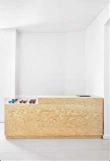 Plywood Reception Desk Plywood Reception Desk R E C E P T I O N Receptions Stones And Reception Desks