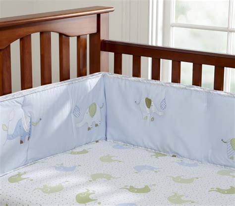 Next Nursery Bedding Sets Eli S Elephant Nursery Bedding Set Pottery Barn