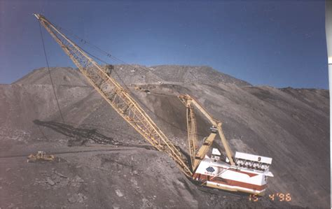 bench in mining mining mayhem dragline bench failure