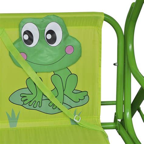 siege balancoire enfant la boutique en ligne vidaxl si 232 ge balan 231 oire pour enfants