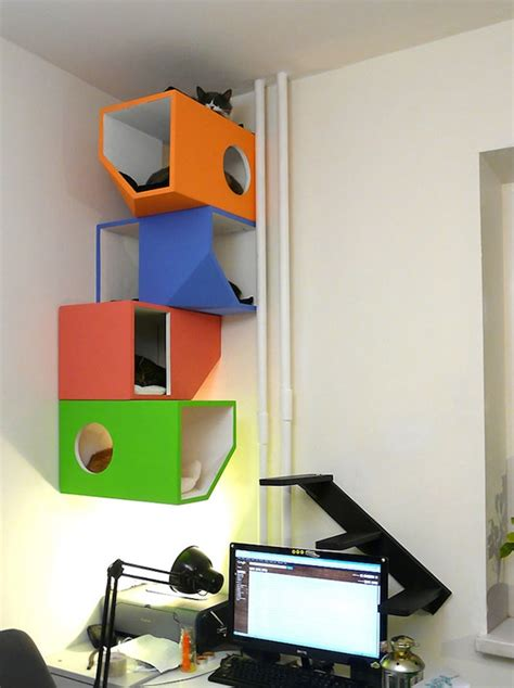 design works home is where the cat is 10 amazing cat structures neatorama