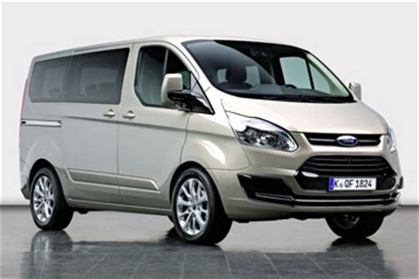 offizielle sicherheitsbewertung ford transit custom 2012