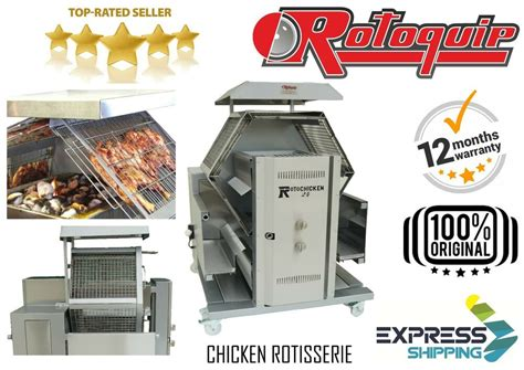 Automatic Grill by Automatic Charcoal Grill Chicken Rotisserie Piri Piri
