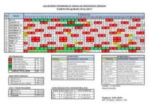 Kalender 2018 Pdf Schönherr Kalender Pendidikan Tp 2016 2017 Sekolah Indonesia Jeddah