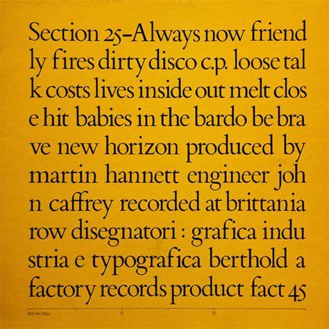 Section Lyrics by Section 25 Hit Lyrics Genius Lyrics