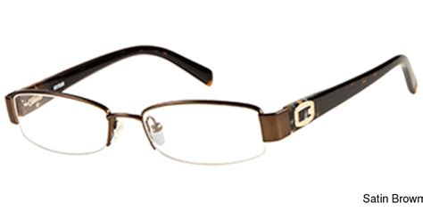 buy guess gu2368 semi rimless half frame prescription