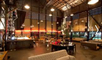 design home concept nice spacious rustic warehouse industrial cafe interior concept