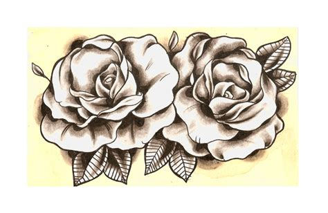 old school roses tattoo designs collection of 25 classic school design