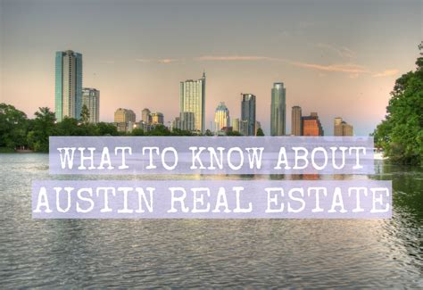 austin housing market what to know about austin real estate