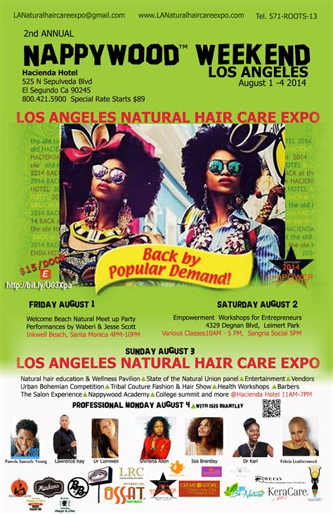 milwaukees natural hair expo 2014 los angeles natural hair care expo nappywood weekend