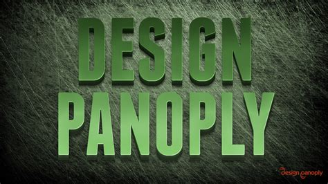 how to create a 3d text effect in adobe illustrator vectips how to create an editable 3d text effect in photoshop