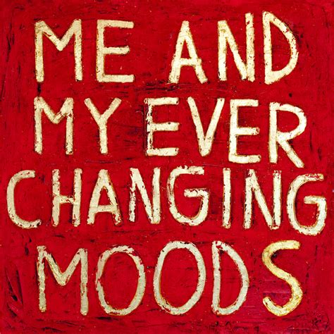 me and my me and my changing moods dirk janssens