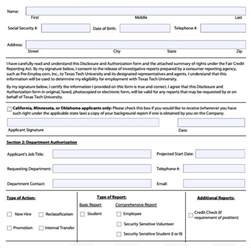 background check authorization form template background check authorization form 10 free