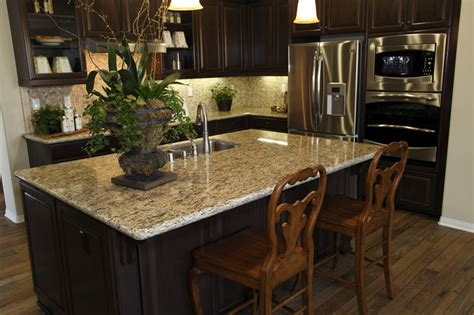 granite island kitchen 29 l shaped kitchen designs layouts pictures