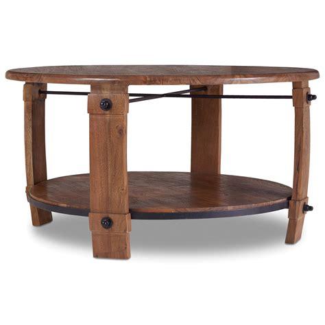 bench tree mwd hooker furniture glen hurst round wine barrel cocktail