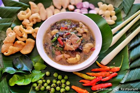 cuisine laotienne plats laotiens observations on lao food and where to eat in luang prabang