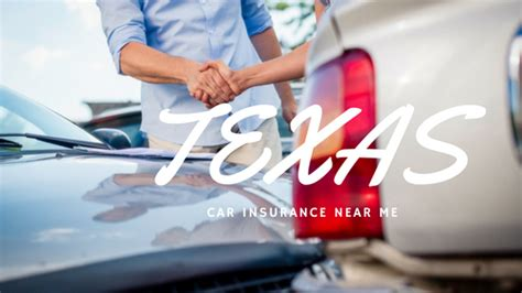 Car Insurance in Texas Near Me   Cheapest Auto Insurance