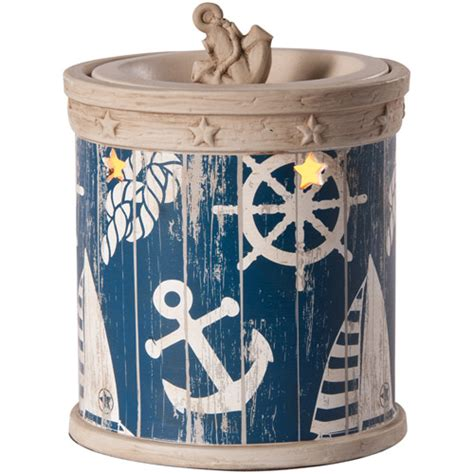 Scentsy Ls by Scentsationals Coastal Anchor S Away Size Warmer
