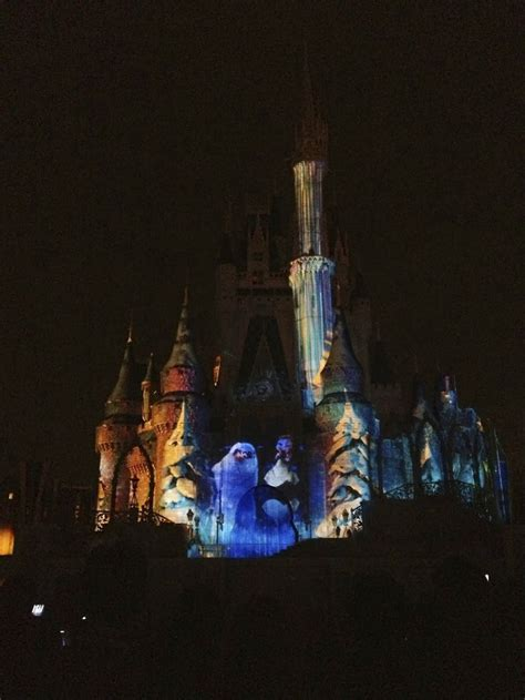 1000 images about castle projection on disney