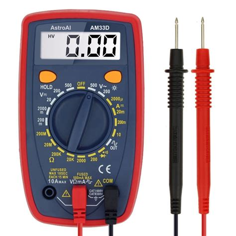 check alternator diode multimeter 10 best multimeters of 2018 reviews and comparison chart smarthome guide