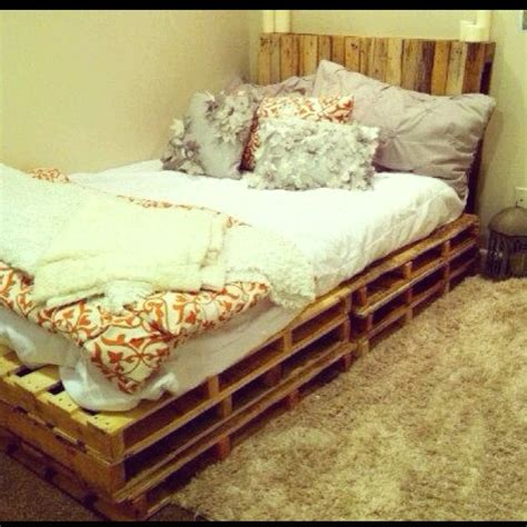 crate bed that unfurnished apartment pinterest