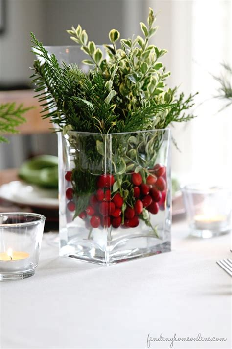fresh table centerpieces 6 simple table ideas for last minute