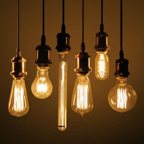 Vintage Light Bulb Pendant Decor Picture More Detailed Picture About Vintage Edison Bulb E27 40w 220v Retro Incandescent