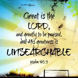 Psalm 145 3 how he loves us so pinterest