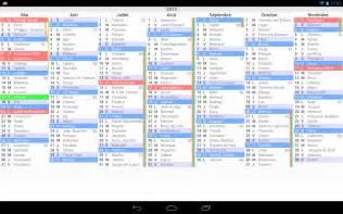 Calendrier Avec Fete Des Prenoms Le Calendrier Applications Android Sur Play