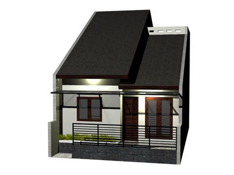 flowers minimalist house design image model rumah idaman