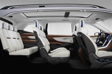 subaru suv concept interior subaru ascent suv concept interior overview motor trend