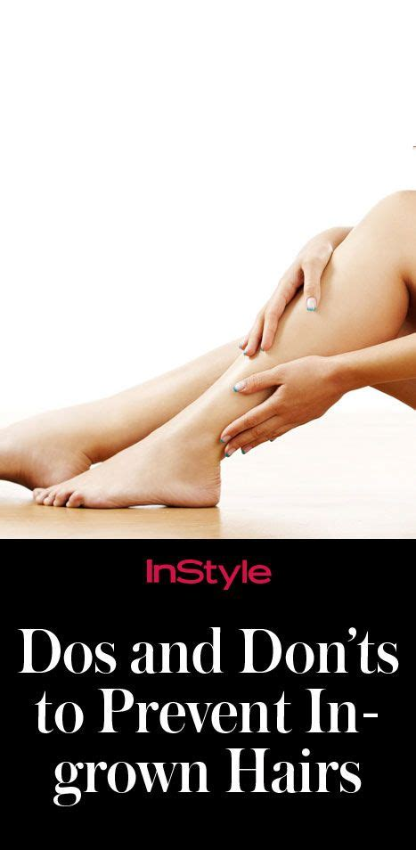 how to prevent ingrown hairs after a haircut 5 foolproof dos and don ts to prevent ingrown hairs