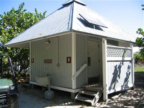 Cayo Costa Cabins by Cayo Costa Rustic Restroom Cayo Costa Island Florida