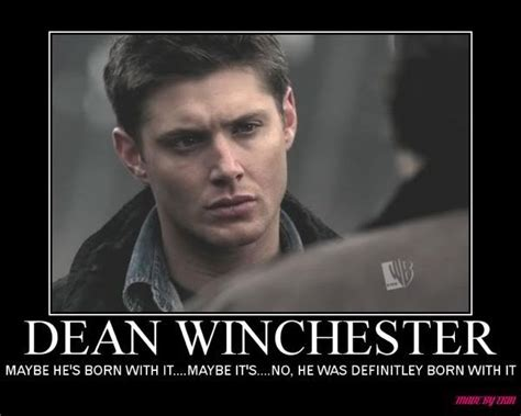 Winchester Meme - dean winchester s car jensen ackles thunk thread page