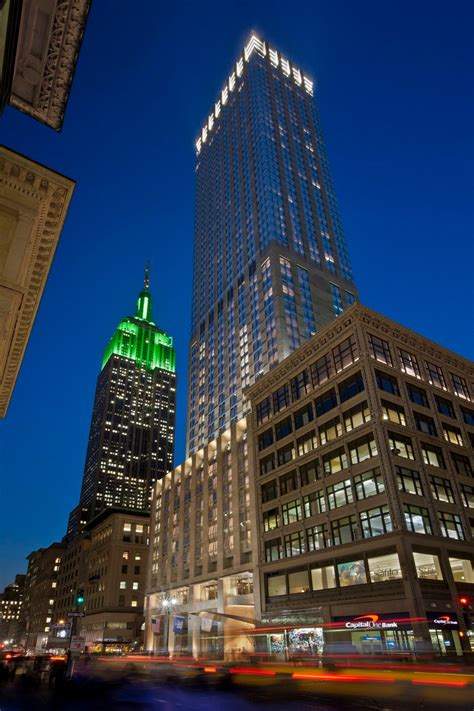 The Place Of York Langham Place New York Fifth Avenue Hotel New York City Prezzi E Recensioni